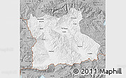 Gray Map of Blagoevgard