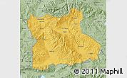 Savanna Style Map of Blagoevgard