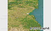 Satellite Map of Burgas