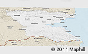 Classic Style Panoramic Map of Burgas