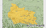 Savanna Style Map of Gabrovo