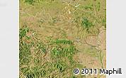 Satellite Map of Haskovo