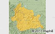 Savanna Style Map of Kardzali