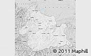 Silver Style Map of Kardzali