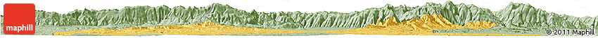 Savanna Style Horizon Map of Lovec