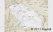 Classic Style Map of Pernik