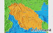 Political Map of Pernik