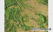 Satellite Map of Pernik