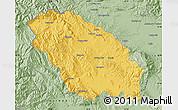 Savanna Style Map of Pernik