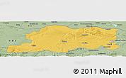 Savanna Style Panoramic Map of Pleven