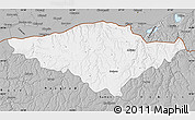Gray Map of Silistra