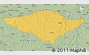 Savanna Style Map of Silistra