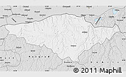 Silver Style Map of Silistra