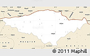 Classic Style Simple Map of Silistra