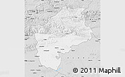 Silver Style Map of Sliven