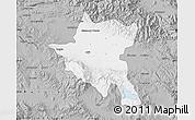 Gray Map of Sofija