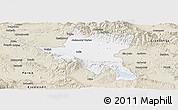 Classic Style Panoramic Map of Sofija