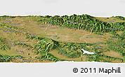 Satellite Panoramic Map of Sofija