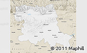 Classic Style Map of Stara Zagora