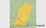 Savanna Style Map of Sumen