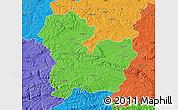 Political Map of Targoviste