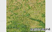 Satellite Map of Targoviste