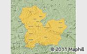 Savanna Style Map of Targoviste