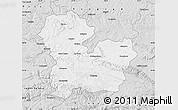 Silver Style Map of Targoviste