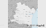 Gray Map of Varna