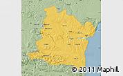 Savanna Style Map of Varna