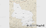Classic Style Map of Veliko Tarnovo