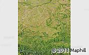 Satellite Map of Veliko Tarnovo