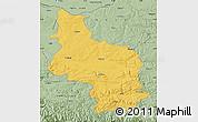 Savanna Style Map of Veliko Tarnovo