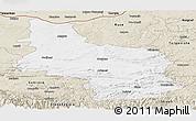 Classic Style Panoramic Map of Veliko Tarnovo