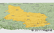Savanna Style Panoramic Map of Veliko Tarnovo