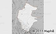 Gray Map of Vidin