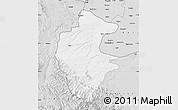 Silver Style Map of Vidin