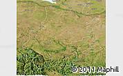 Satellite 3D Map of Vraca