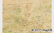 Satellite Map of Kongoussi