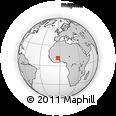 Outline Map of Koti