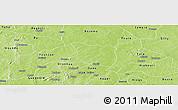 Physical Panoramic Map of Koti