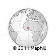 Outline Map of Imasgho