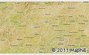 Satellite 3D Map of Kindi