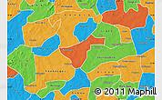 Political Map of Kindi