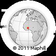 Outline Map of Kokologho
