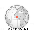 Outline Map of Sourgou
