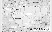 Silver Style Map of Comoe