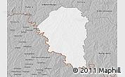 Gray 3D Map of Niangoloko
