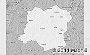Gray Map of Sideradougou