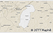 Classic Style 3D Map of Tiefora